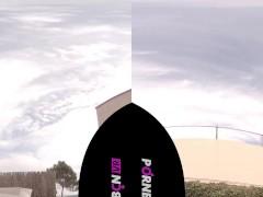 PORNBCN VR Julia de Luacia en un cosplay lesbico colegiala realidad virtual