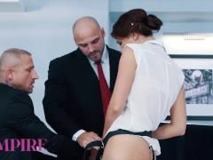 Biempire - Tomm Catches Ani Blackfox Giving It To Rodrigo With A Massive