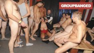 Asshole extravaganza Gangbang extravaganza - she wants them all