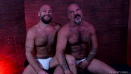 Raw gay bears Bearback - silver daddy cant get enough fur