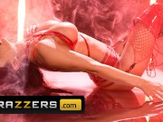 Brazzers - Hot babe Madison Ivy fucked hard in red lingerie