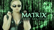 Latex matrix math Big titted trinity from the matrix is insanely horny