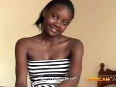 Interracial Sex With Fantastic Black Babe