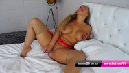 Vibrator with pattern Busty british stunner beth bennet gets her vibrator out