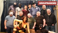 Fucking guy milf young German milf group banged by the guys