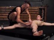 Gay Twinks BDSM Bondage Dungeon Play