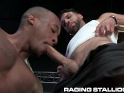 RagingStallion - Towel Boy FX Rios Wants More Than Just The Tip