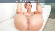 Cumshot on ass compilation Hardx - anal creampies compilation