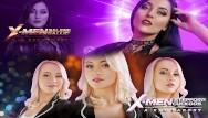 Xxx x-men comic strips X-men xxx cosplay battle: selene gallio vs stepford cuckoos. who wins