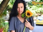 Carne Del Mercado - Selena Gomez Perky Tits Petite Young Latina Colombiana Picked Up And Fucked