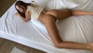 Shemale booty Big booty humping pillow makes a loud orgasm - deluxegirl