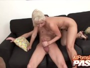 Beautiful Blonde Daria Glower Gets Tight Pussy Fucked
