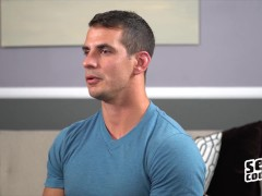 Seancody - Buff Hunk Lachlan Wanks & Pleasures Himself