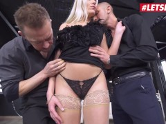 Her Limit - Angelika Grays Rough Anal And Double Penetration For Kinky Ukranian MILF