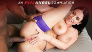 Teen angel author Evilangel - best of bbc anal compilation