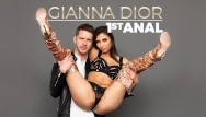 First time shaved Evilangel - gianna diors first time ass fucked