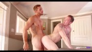 Luxurious gay lifestyle Jackson helps his friend get ready for date - nextdoorraw