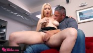 Hoy busty blondes Girlsrimming - hot licking after fuck party with blonde busty roxy risingstar