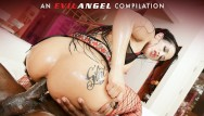Teen sex compilation Bbc ass fucking compilation part ii - evil angel
