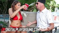 Digital devil saga porn Digital playground - hot babe cassidy banks gets pounded outside