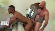 Brutal hung gay movies Drew jacen bb hung daddy cock fuck and ass to mouth swallow