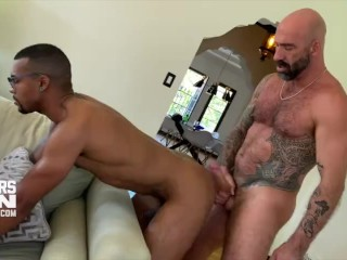 DREW & JACEN BB HUNG DADDY COCK FUCK AND ASS TO MOUTH SWALLOW