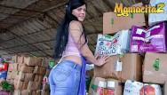 Free teen fuck picks vids Carne del mercado - luna miel hot ass 20 yo latina picked up for intense fucking with horny guy