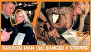 Blind date sex scene Harleen van hyntens blind date cums on her fake tits wolf wagner wolfwagner.date