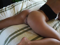 Perfect Culo Gets Lubricated Up And Smashed (intense Climax ) - Fledgling Stunner Nofacegirl