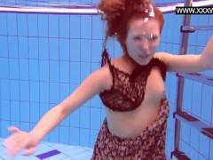 Come And Observe Me Katka Matrosova Underwater