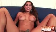 Honey christine cruz boob Big dick treat for hot latina renae cruz