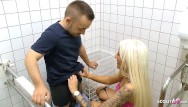 Rima porn midget Freaky midget dwarf fuck sexy german teen tight tini on public toilet