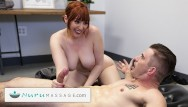 Milf young tube galleries That milf wants her stepsons cock so bad