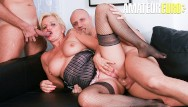 Mature ertic videos Castingallaitaliana - big booty granny hard ass fucking threeway