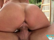 CECILIA VEGA LIKES BOTH OF HER HOLES TO BE FILLED SIMULTANEOUSLY