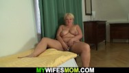Mature reality tgp My wifes hot mom is very horny for hot sex