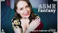 Metrosexual lingerie Trying on lingerie and masturbating - asmr