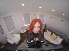 Vr Fuckers Greatest Marvel's Hardcore Parody With Red-haired Hump Bomb Vr Porn