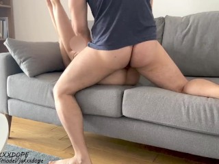 MORNING PASSIONATE SEX WITH PERFECT BODY TEEN – AMATEUR COUPLE