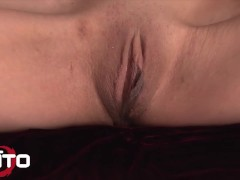 Erito - Japanese Cougar Gets Boned From Trio Rods, Finishes Up With A Face Total Of Cum