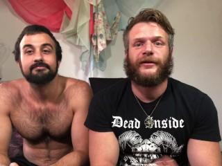 MenOver30 – Bearded Men Play During Quarantine