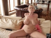 Hot Blonde Gets A Big Load On Her Boobs After Orgasms S11:e9