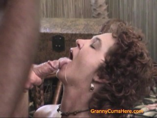 Home vid of NASTY whoring Grannys