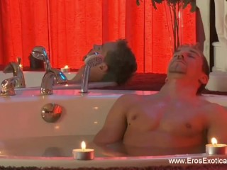 Arousing Gay Pussy Fingering And Pussy Massage