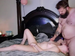 Fucking/Sucking Multiple Positions and Oral Creampie