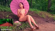 Naked male groups Sexy jeny smith got naked in public city park