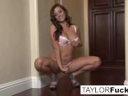Taylor Vixen Shows Her Big Natural Tits!