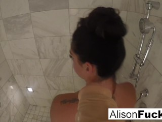 Girlfriend Experience with Alison Tyler!