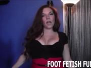Sexy Foot Fetish Femdom And Hard Pov Toe Face-fucking Porn