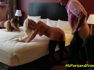 Private Party Entertainers Start an Orgy